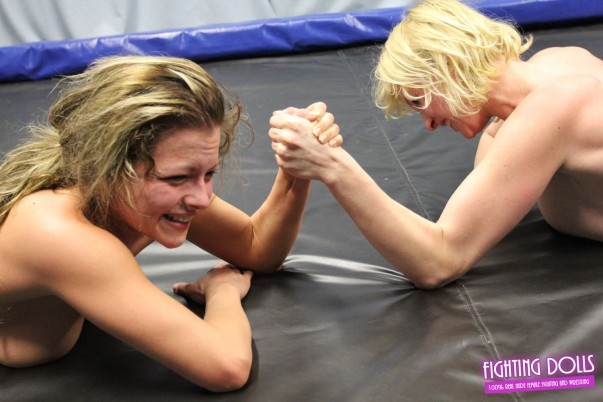 Armwrestling No. 1